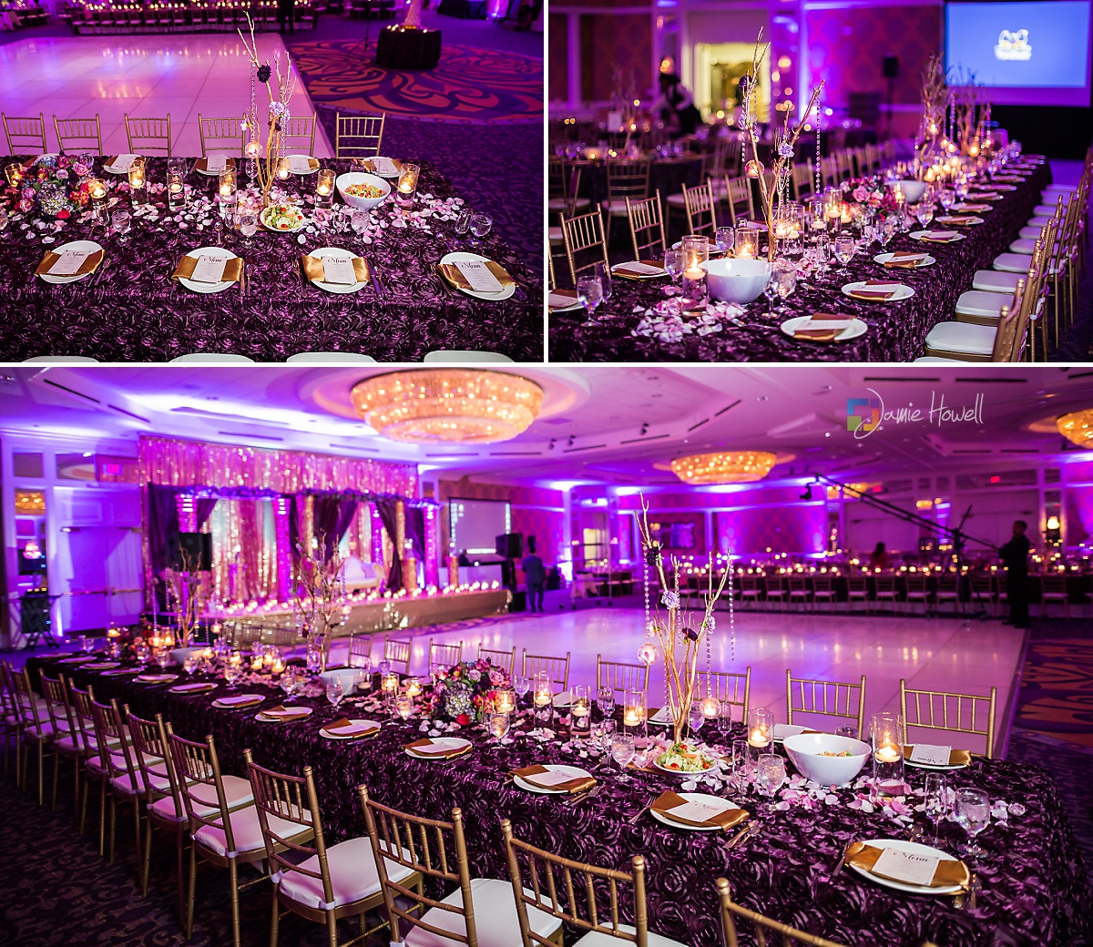 Hilton Charlotte Center South Asian Wedding (50)
