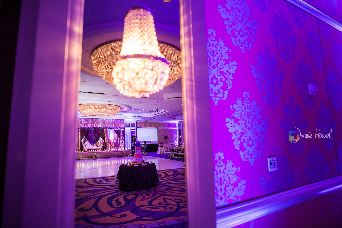 Hilton Charlotte Center South Asian Wedding (51)