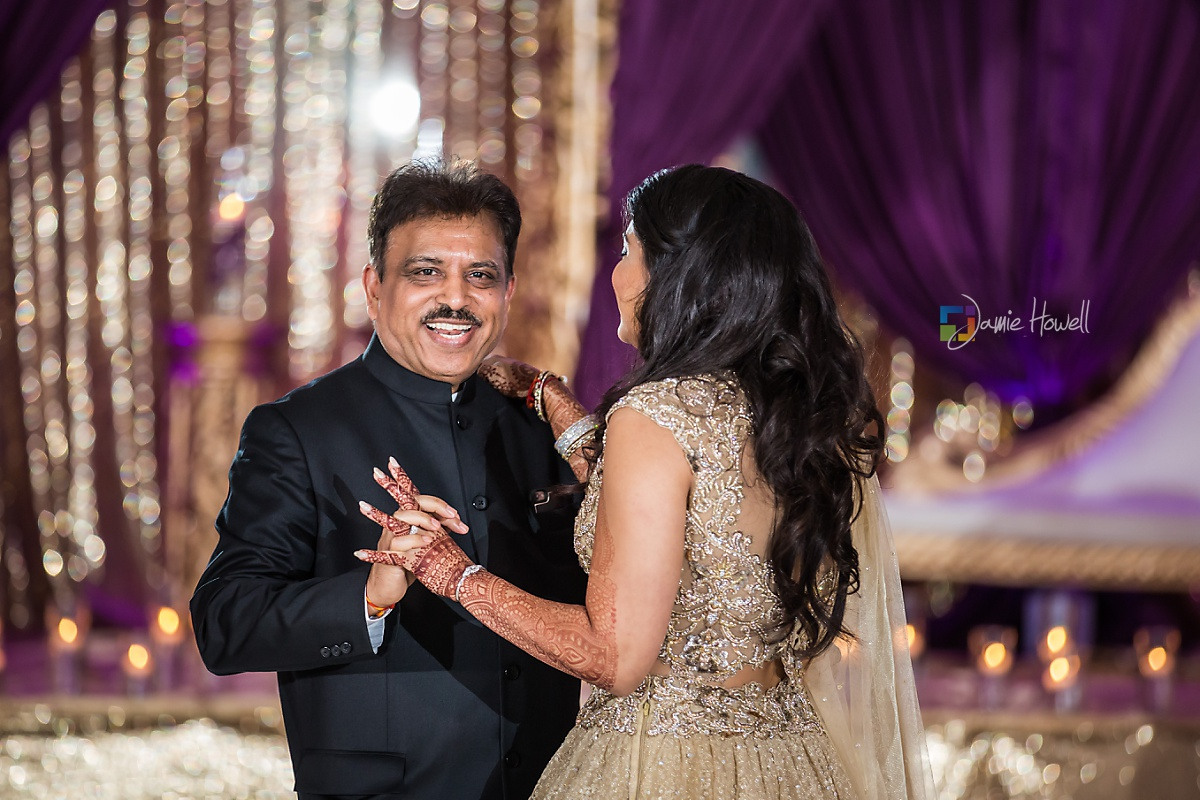 Hilton Charlotte Center South Asian Wedding (61)