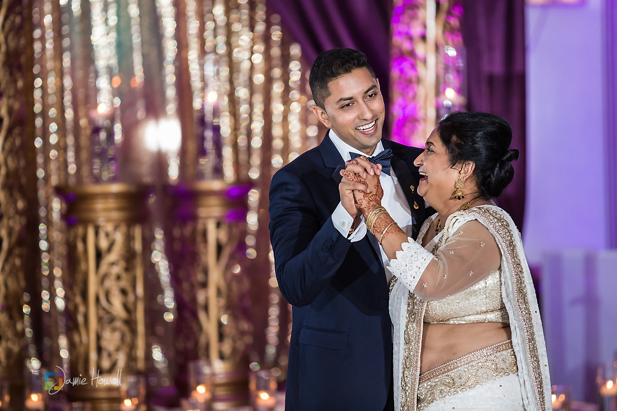 Hilton Charlotte Center South Asian Wedding (62)