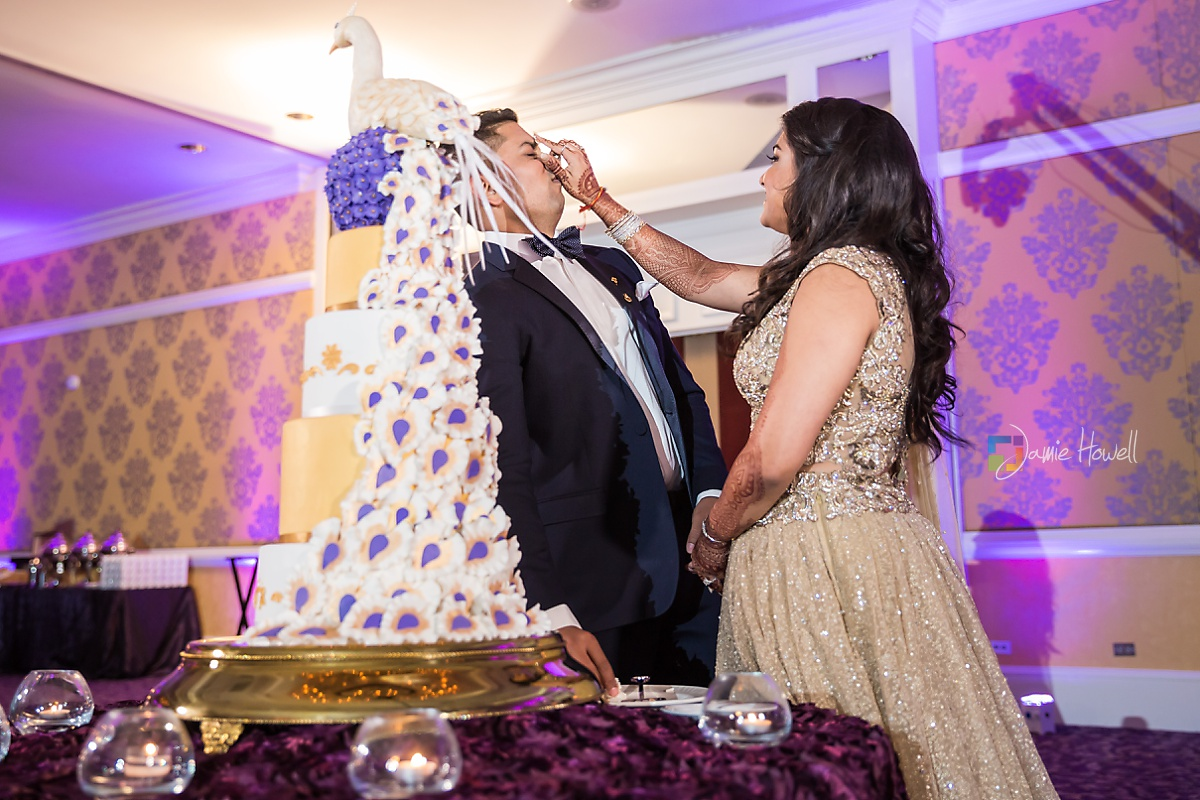 Hilton Charlotte Center South Asian Wedding (64)