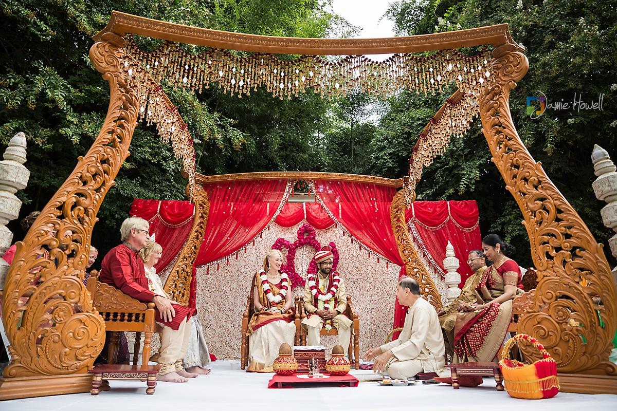 Hilton Marietta Conference Center Indian Fusion Wedding (10)