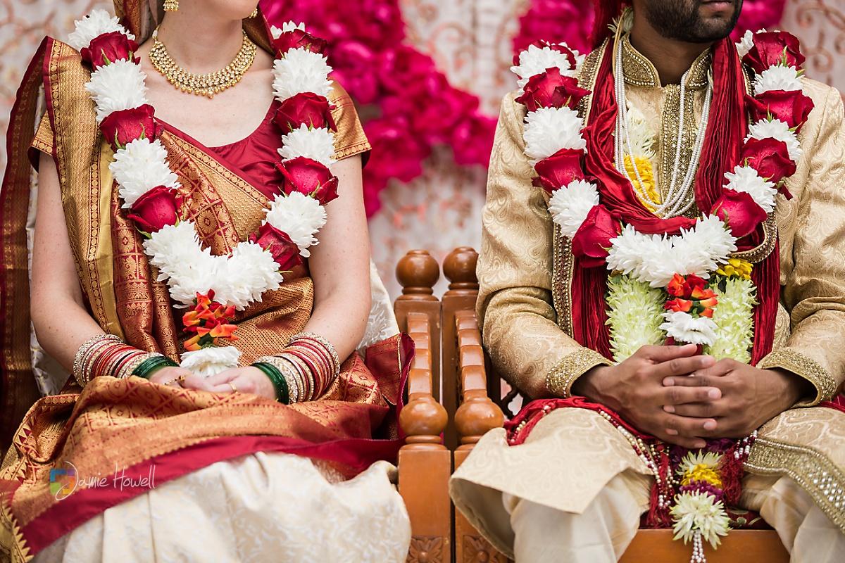 Hilton Marietta Conference Center Indian Fusion Wedding (11)