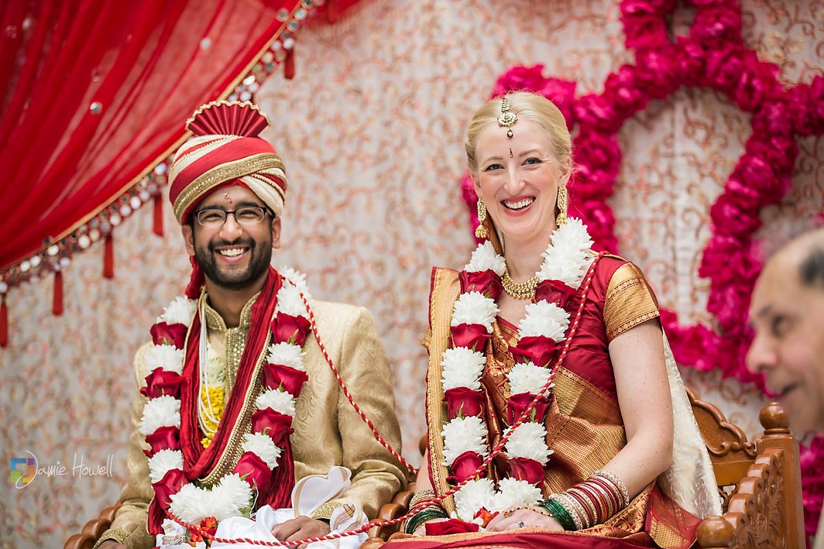 Hilton Marietta Conference Center Indian Fusion Wedding (14)