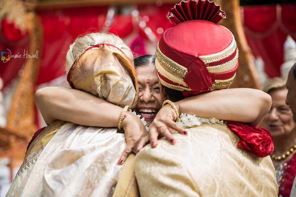 Hilton Marietta Conference Center Indian Fusion Wedding (16)