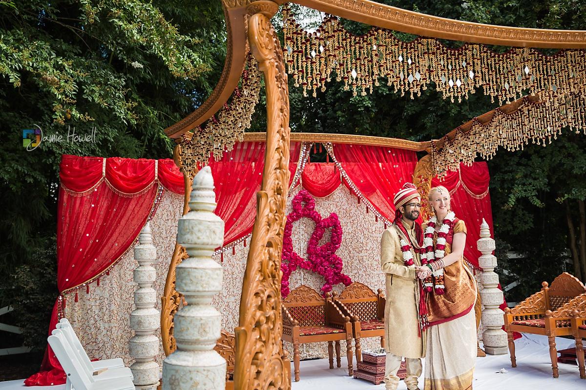 Hilton Marietta Conference Center Indian Fusion Wedding (18)