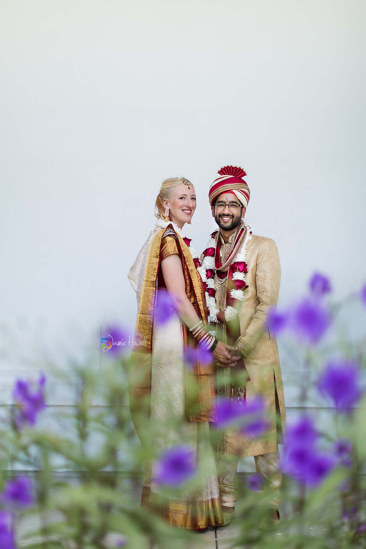 Hilton Marietta Conference Center Indian Fusion Wedding (22)