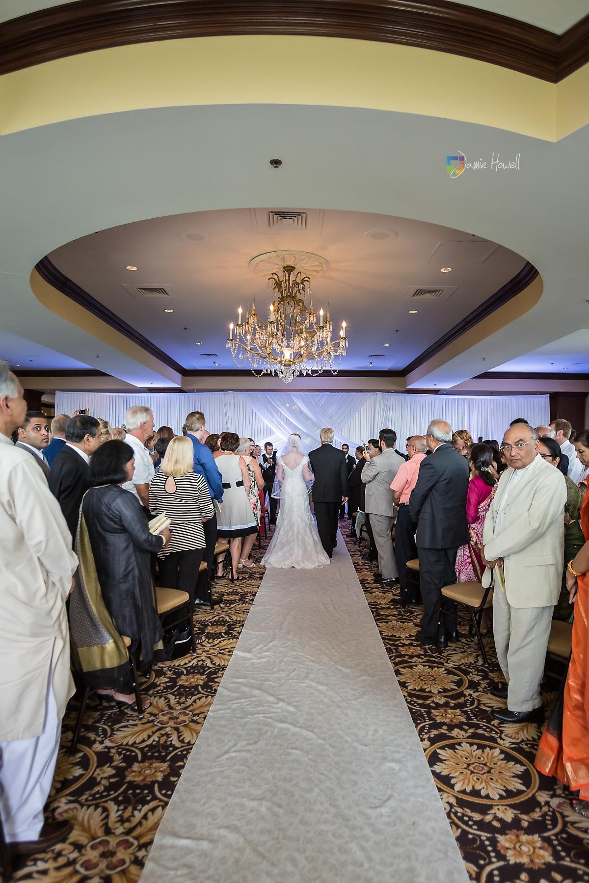Hilton Marietta Conference Center Indian Fusion Wedding (28)