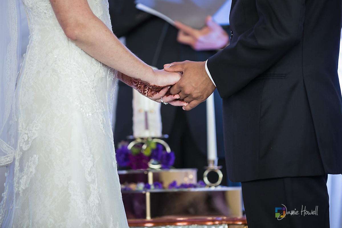 Hilton Marietta Conference Center Indian Fusion Wedding (31)