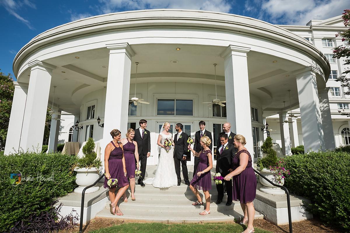 Hilton Marietta Conference Center Indian Fusion Wedding (36)