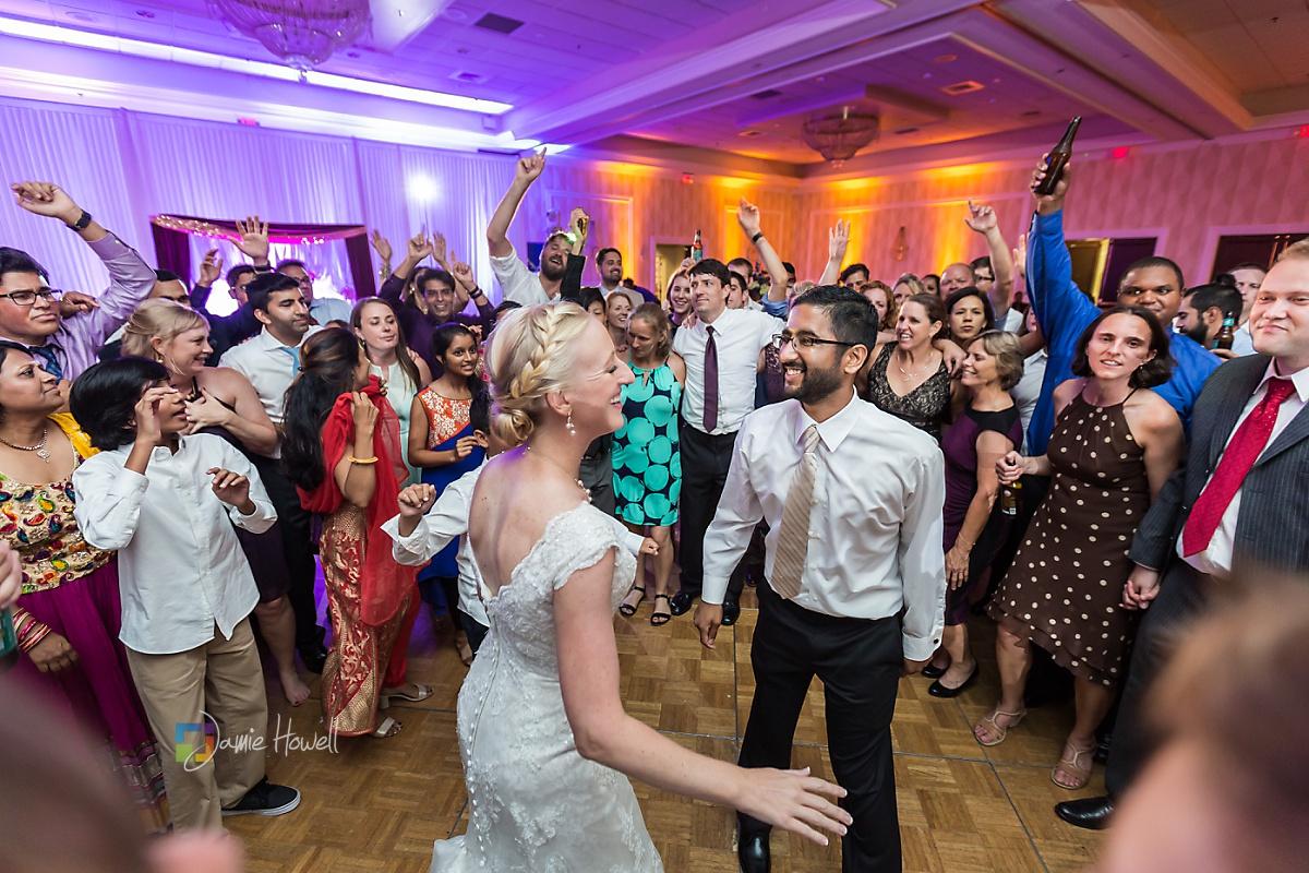 Hilton Marietta Conference Center Indian Fusion Wedding (57)