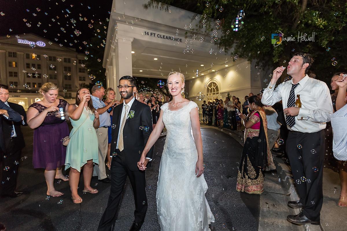 Hilton Marietta Conference Center Indian Fusion Wedding (58)