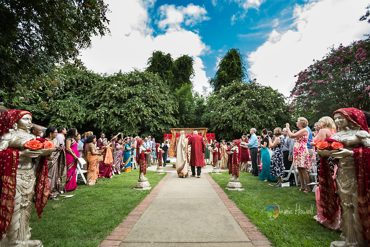 Hilton Marietta Conference Center Indian Fusion Wedding (6)