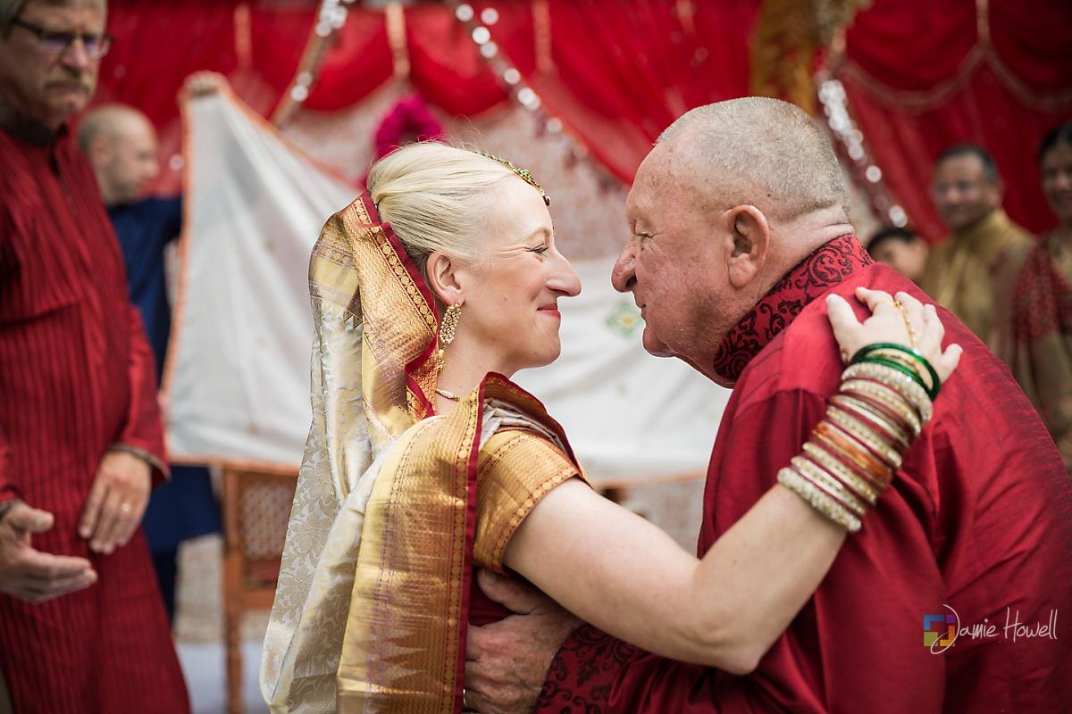 Hilton Marietta Conference Center Indian Fusion Wedding (7)
