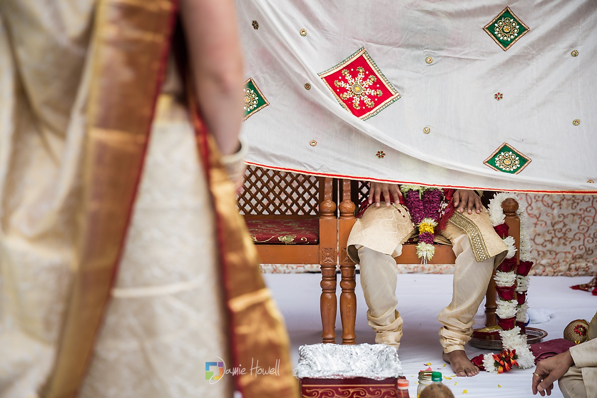 Hilton Marietta Conference Center Indian Fusion Wedding (8)