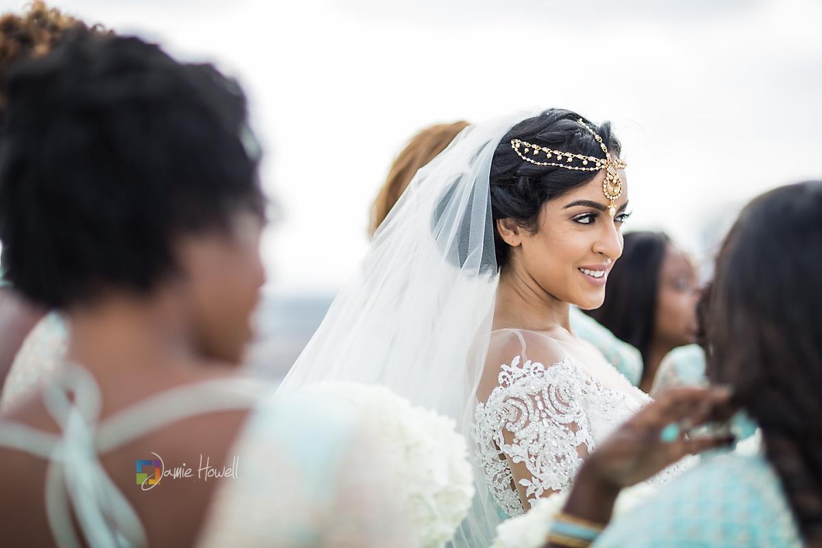 Karl & Ashley | Ventanas Atlanta fusion wedding | Jamie Howell