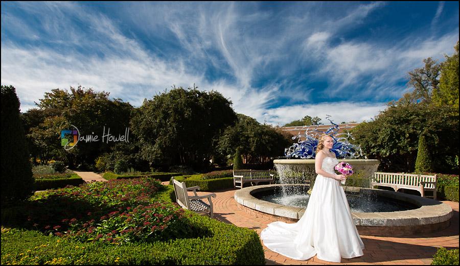 Kevin And Andrea Atlanta Botanical Garden Wedding Jamie Howell