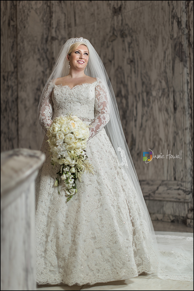 Becca S Venetian Room Bridal Session Jamie Howell