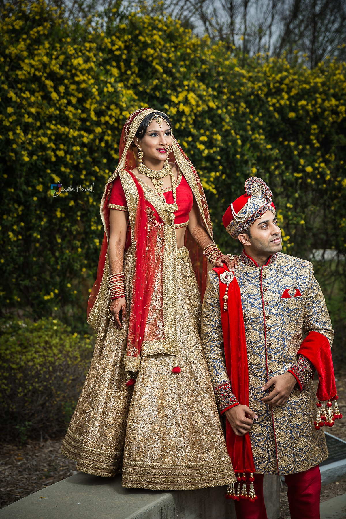 Florence SC Indian wedding ceremony (7)