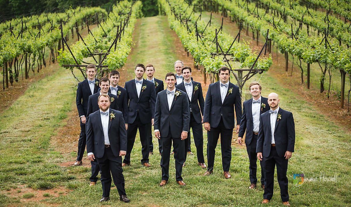 Frogtown Cellers Winery Wedding (23)