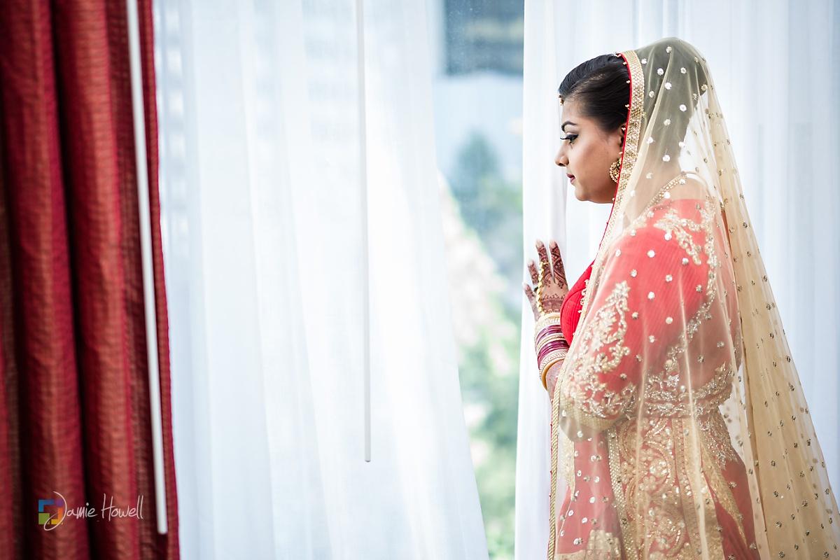 Hilton Charlotte Center South Asian Wedding (16)
