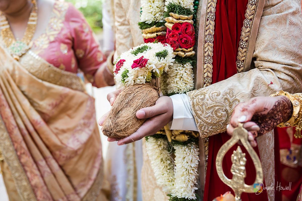 Hilton Charlotte Center South Asian Wedding (24)