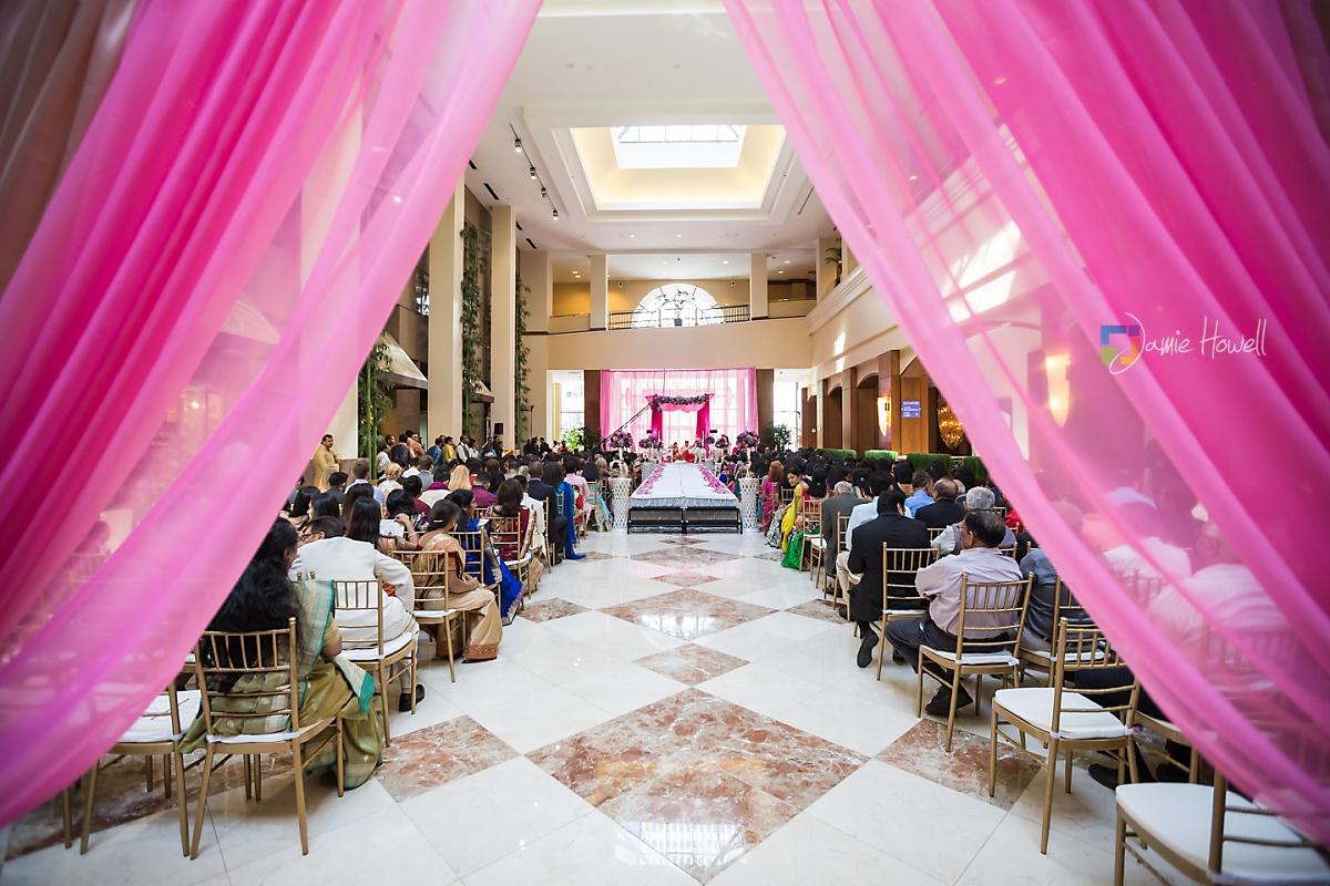 Hilton Charlotte Center South Asian Wedding (29)
