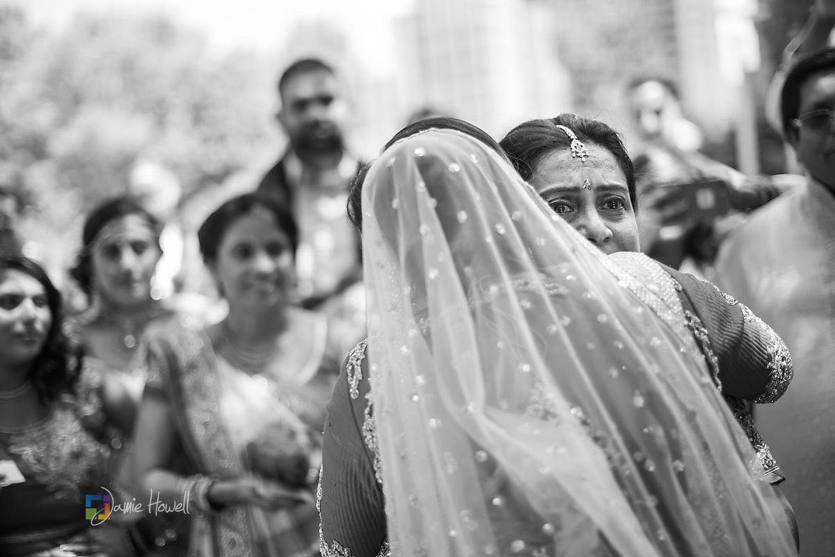 Hilton Charlotte Center South Asian Wedding (39)