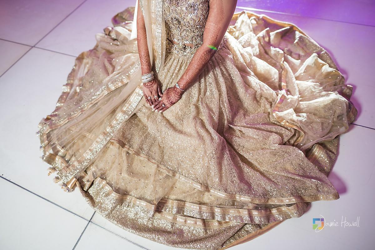 Hilton Charlotte Center South Asian Wedding (54)