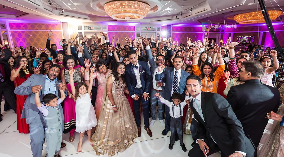 Hilton Charlotte Center South Asian Wedding (72)