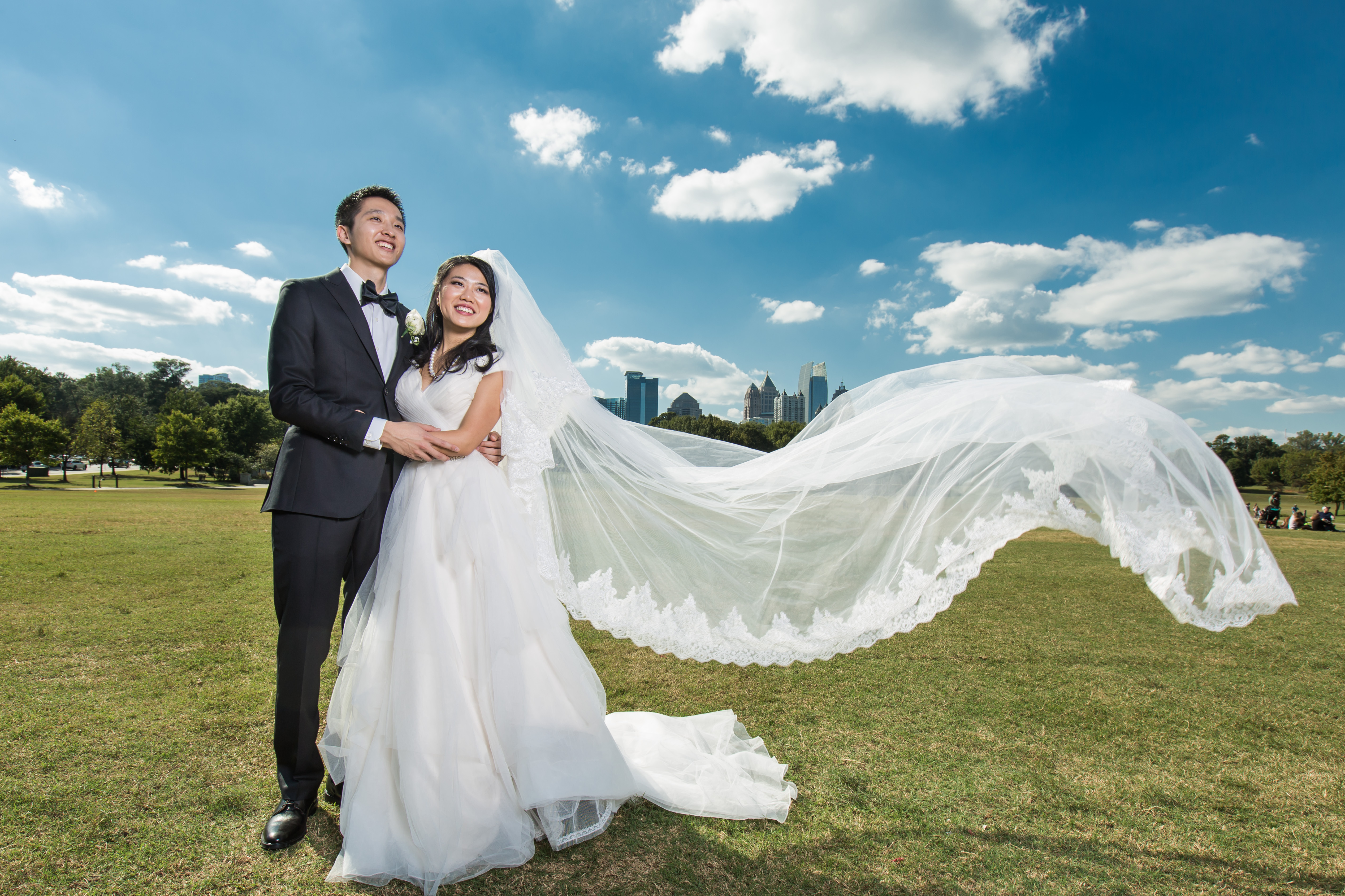 Synthia and Jimmy\'s Piedmont Room wedding | Jamie Howell