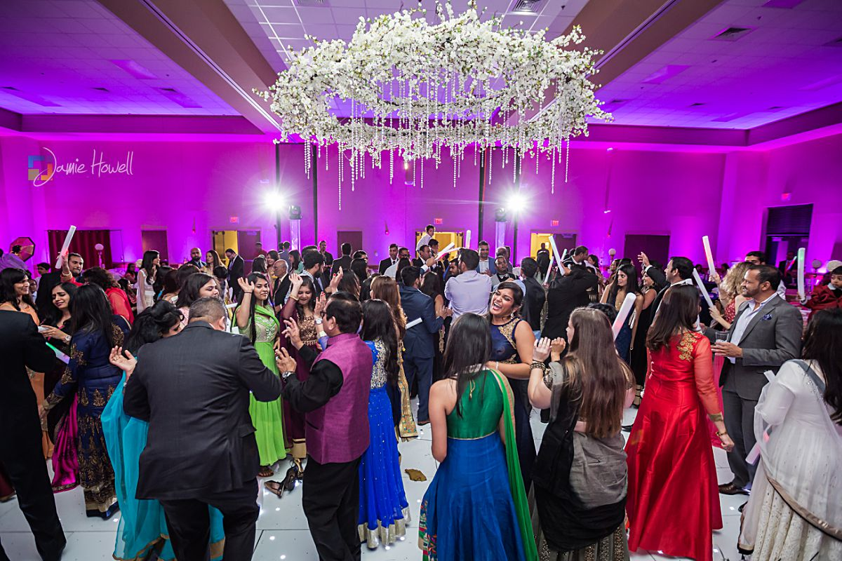 Preea And Akin's Indian Wedding Ceremony