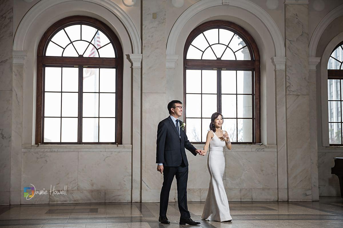 Dahlonega courthouse wedding