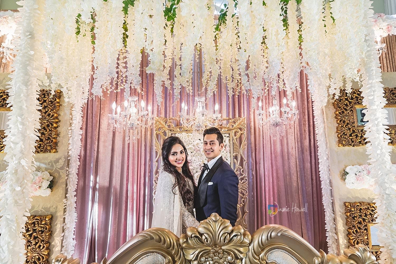 Sabah & Nakib\'s wedding at Biltmore Ballrooms   Jamie Howell