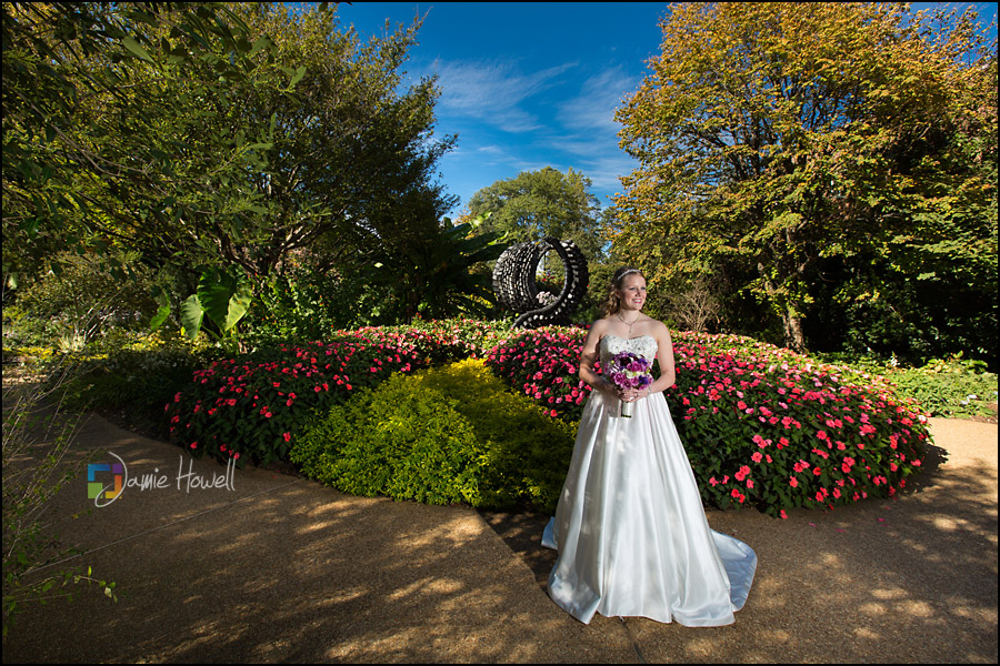 Wedding Photography Atlanta Botanical Gardens